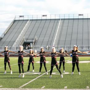 WHS Freshmen Cheerleaders
