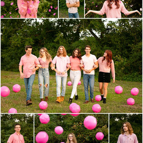 Model Team - Think Pink
