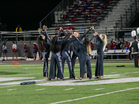 WHS Halftime Performance