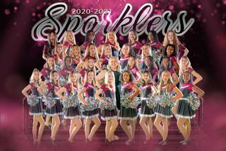 Sparklers Field Dress