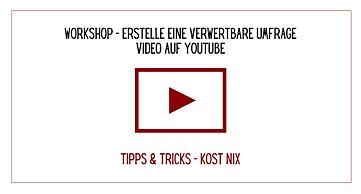 Freebie YouTube Video Workshop Umfrage.p