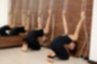 Iyengar Yoga Stretch