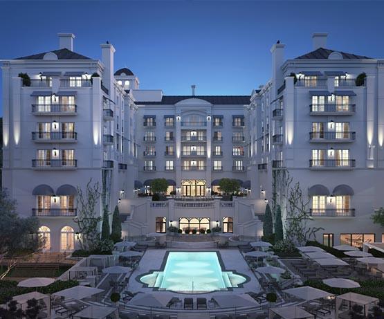 Hotel Palácio Tangará | Hotchief