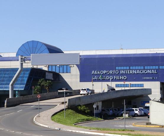Aeroporto Salgado Filho Porto Alegre RS | HTBM