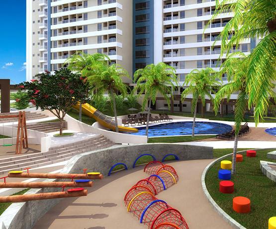 Resort Park Solar das Águas | Rio Verde