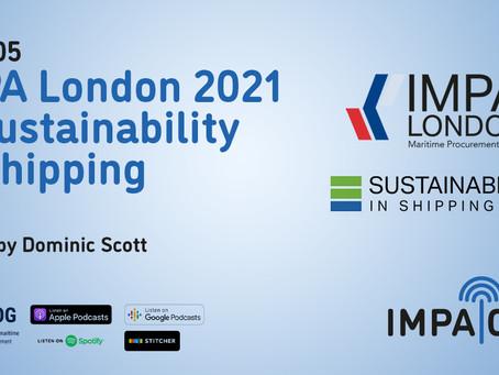 Latest IMPA Podcast focusses on IMPA London