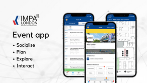 Introducing the new IMPA London 2021 event app!