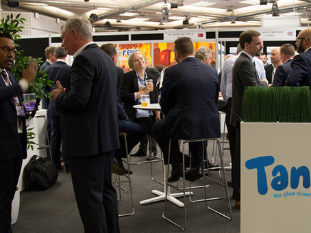 IMPA London is pleased to welcome our new sponsor and exhibitor, Tanki!