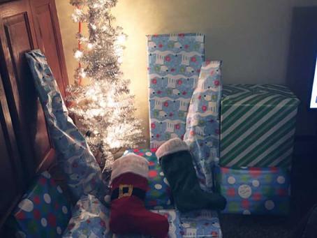 Merry Christmas, Taylor & Family!