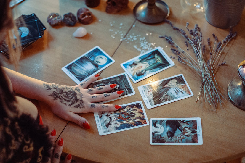 Personal Tarot Weekly - 3 Sessions