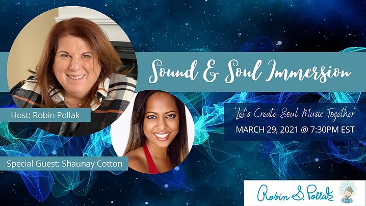 Sound & Soul Immersion