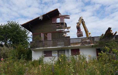 Rénover et agrandir les résidences secondaire de 30% OUI, mais à certaines conditions ...