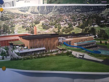 Nouveau centre sportif de Verbier