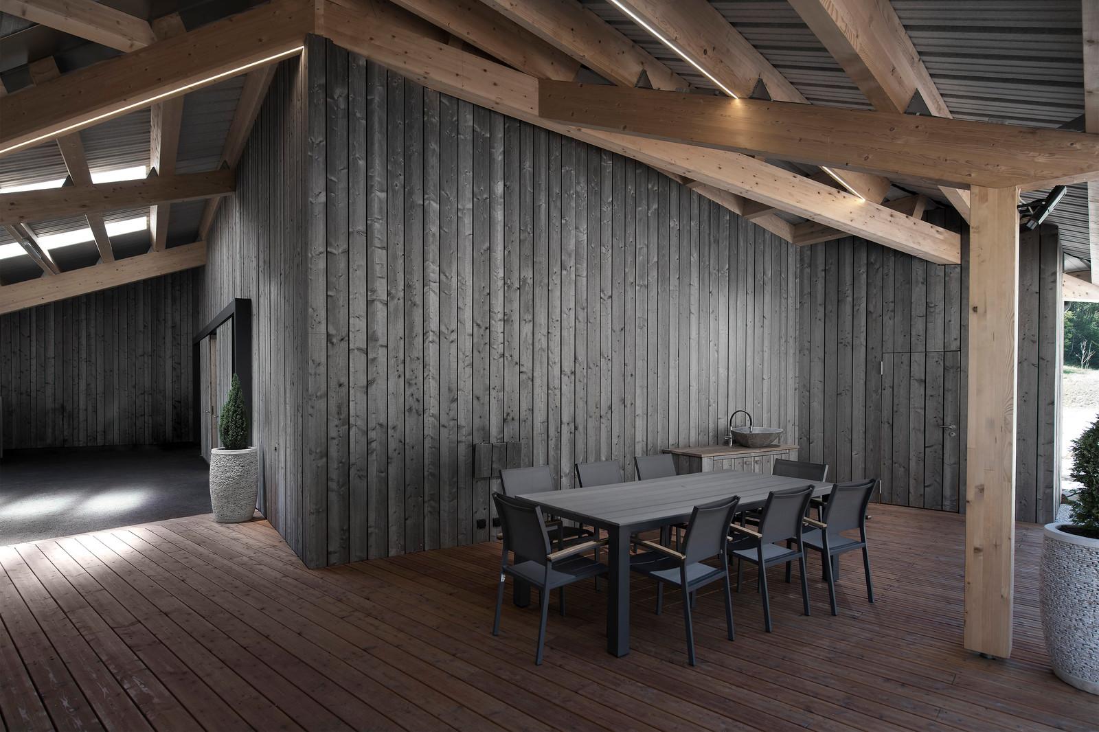 Alp architecture sàrl le ch ble lausanne realisations