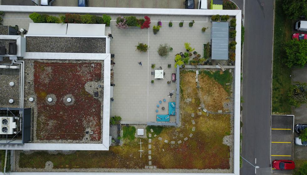 Ihr Reich - Traumattika mit Riesenterrasse  /  Your empire - Dream penthouse with a huge terrace