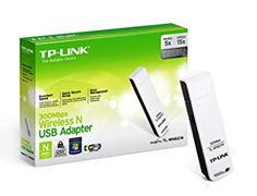 ADAPTADOR USB WIRELESS TL- WN821N 300MBP