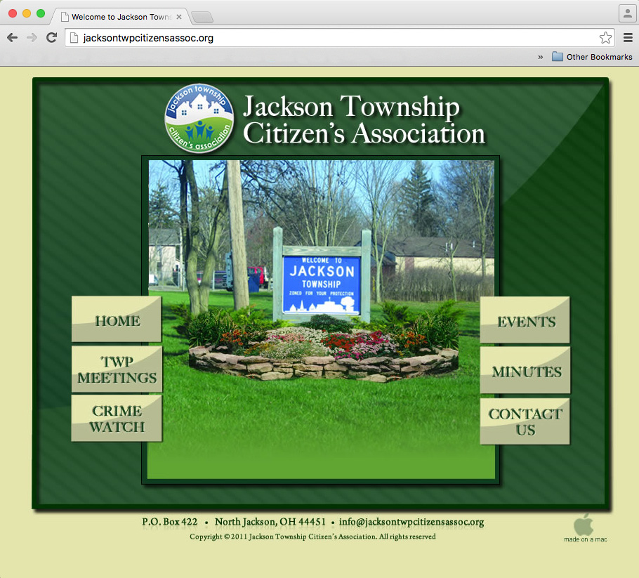 Jackson Twp Citizen's Assoc