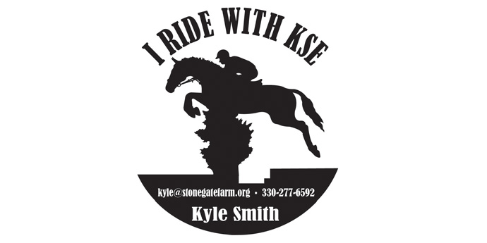 KS Equestrian decals