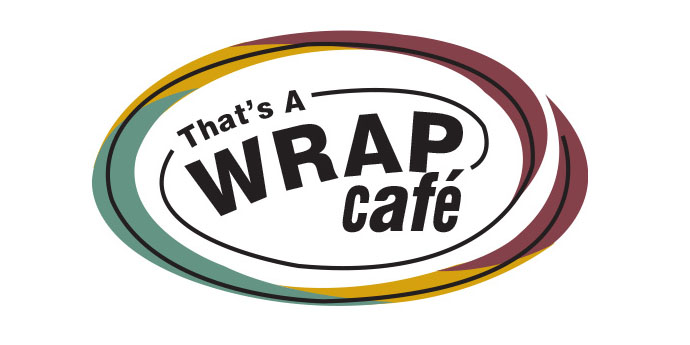 That's A Wrap Cafe logo
