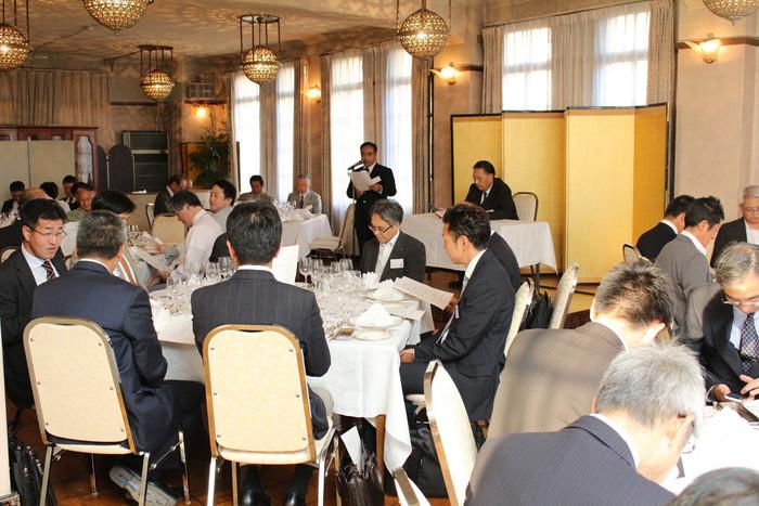 2014年 京都洋食会 総会及び懇親会報告