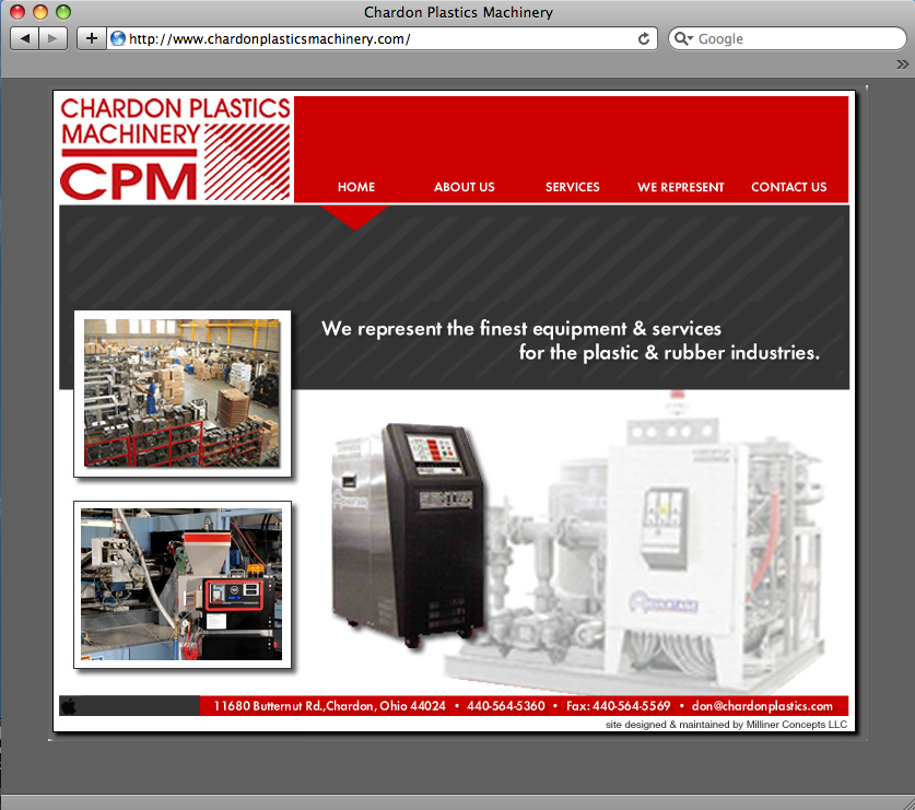 Chardon Plastics Machinery
