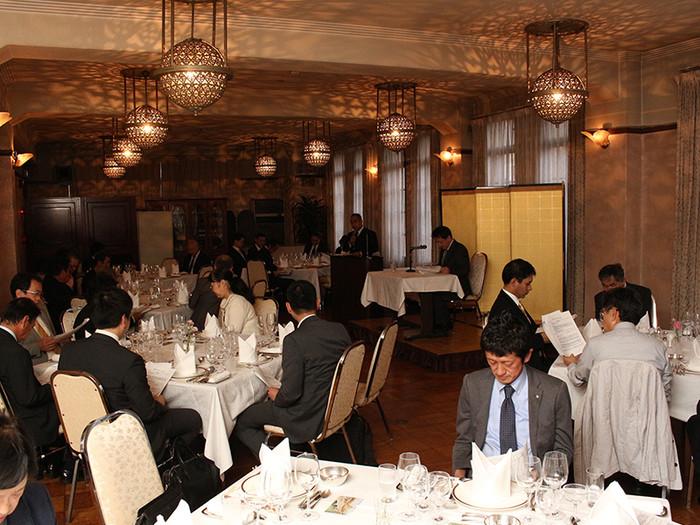 第61回京都洋食会定期総会・懇親会