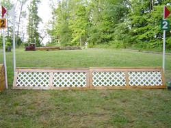 lattice ramp