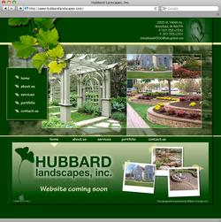 Hubbard Landscapes