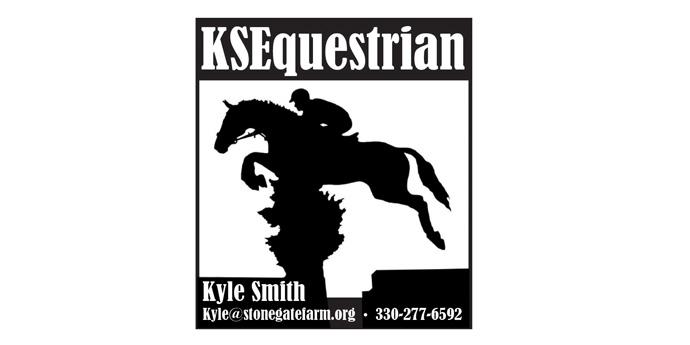 KS Equestrian print