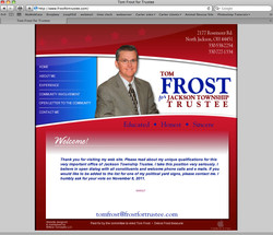 Frost For Trustee