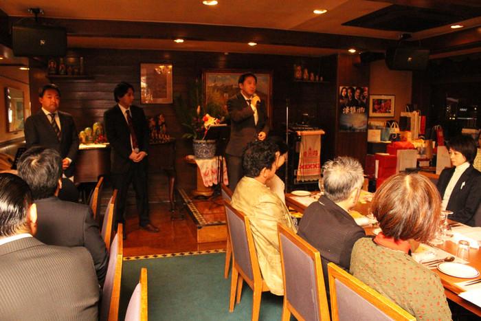 2016年 京都洋食会 新年家族会 ご報告