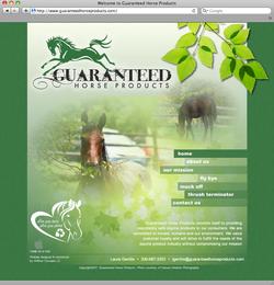 Guaranteed Horse Products