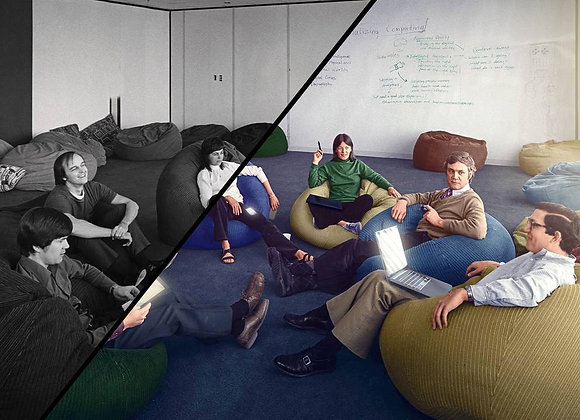 Colorizing With Xerox Parc