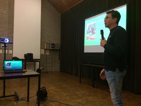 Eerste informatieavond Ecowijk Bolsward druk bezocht