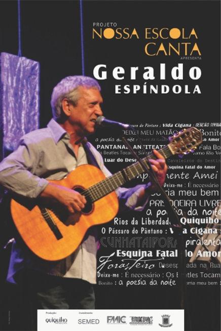 Projeto Nossa Escola Canta, musica do Mato Grosso do Sul