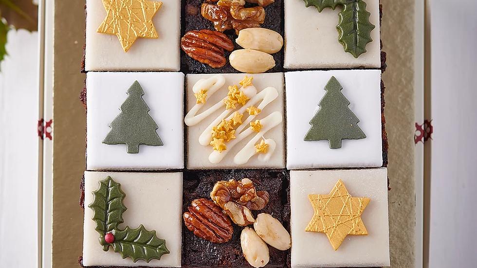 Christmas Luxury Fruit Selection