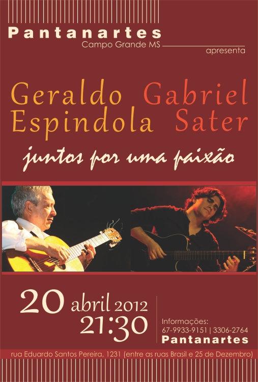 Show Unidos por uma paixão, música do Mato Grosso do Sul