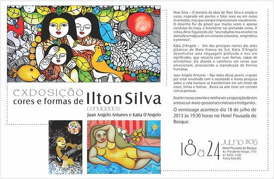 Exposição, arte do Mato Grosso do Sul
