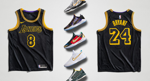 "Honoring the Legend, Kobe Bryant during ""Mamba Week"""