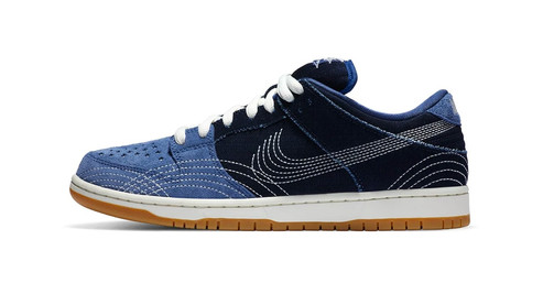 "Nike SB Dunk Low ""Sashiko"""