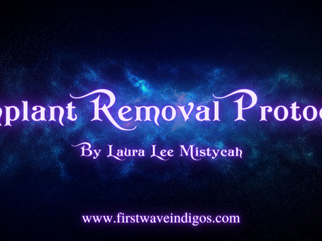 Etheric Implant Removal Protocol