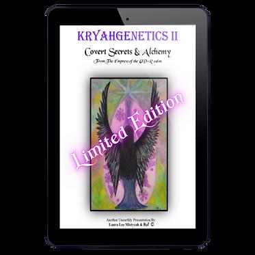 Kryahgenetics Vol. II Limited Edition E-Book