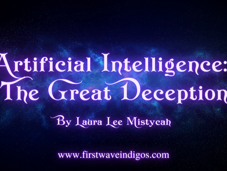 Artificial Intelligence: The Great Deception