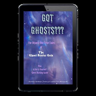 Got Ghosts??? E-book