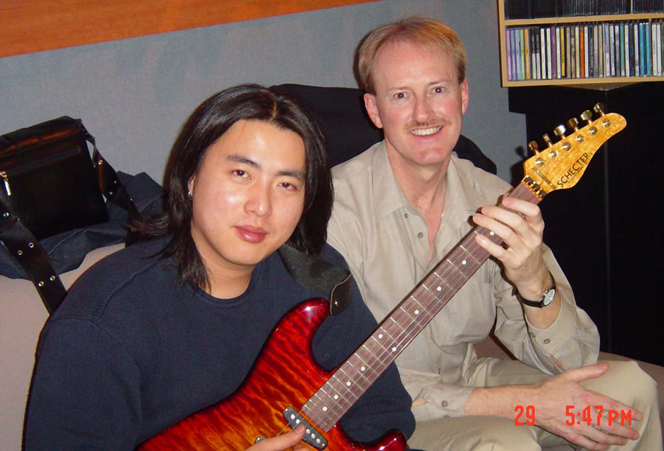 Guitar Session With Tommy Kim