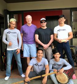 TIger Drum Club Recording