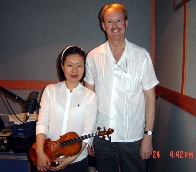 Path To Paradise Violin Session