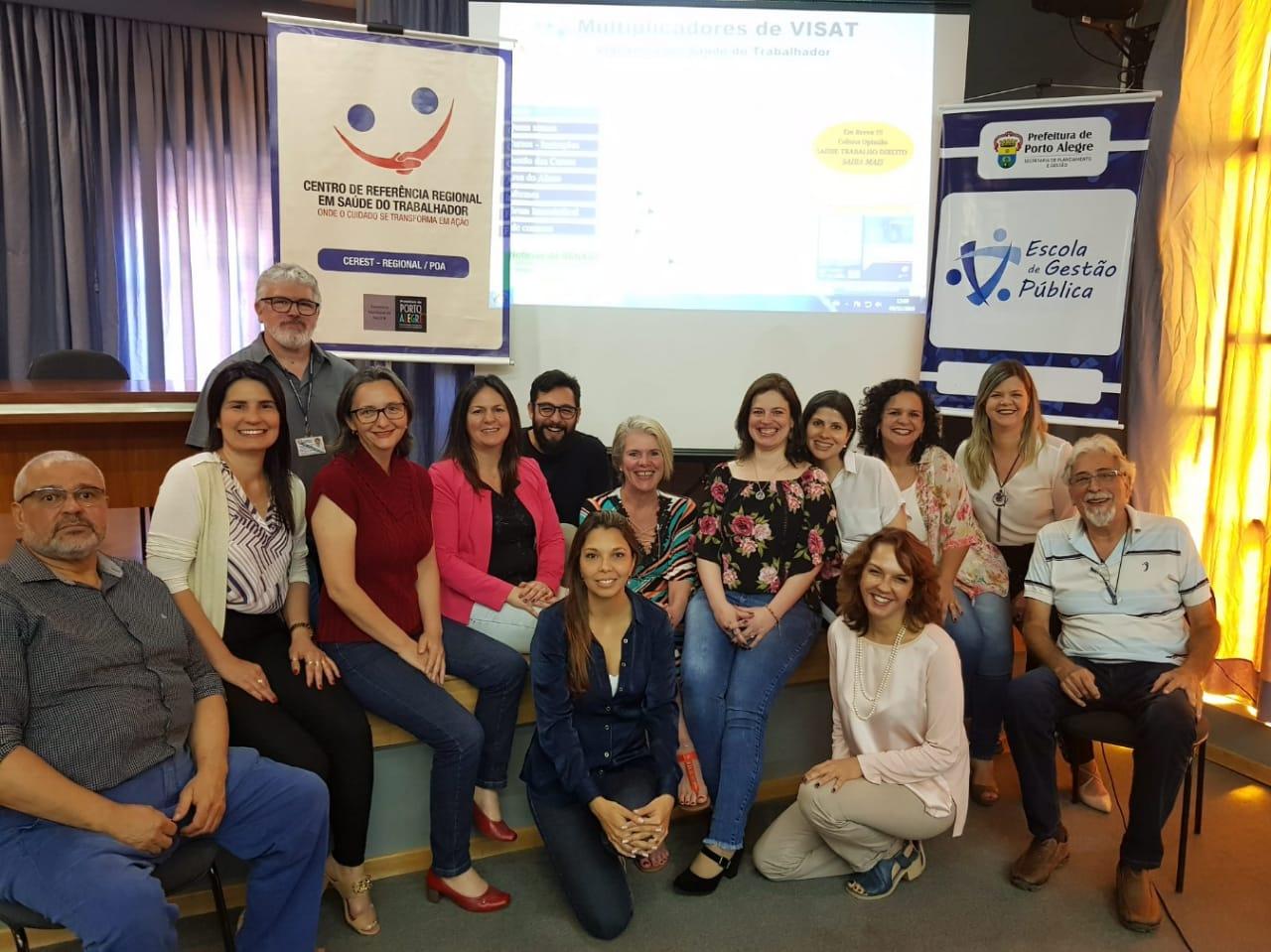 2ª Etapa do CMVISAT em Porto Alegre