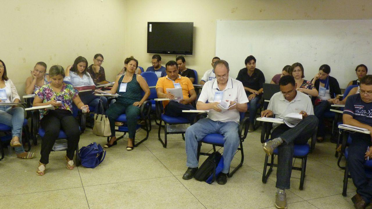 Curso Básico de Visat - Palmas/TO