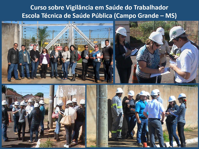 Curso Básico de Visat - Campo Grande